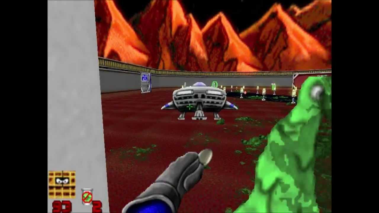 Brutal Chex Quest: Flemoid Genocide - Beta Gameplay