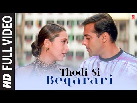 Thodi Si Beqarari [Full Song] Chal Mere Bhai