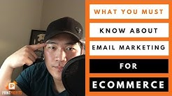What You Must Know About Email Marketing For Ecommerce