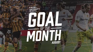 Goal of the Month | August 2018