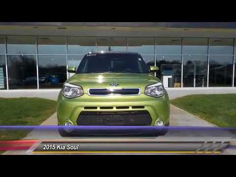 2015 Kia Soul Used Rusty Wallace Auto Morristown, TN 423 586 1441 Live  KP4998A