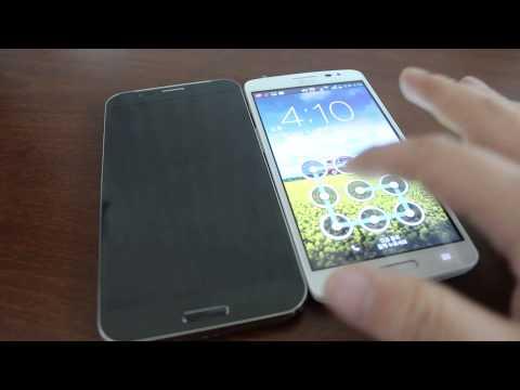 LG Gx 화이트(LG-F310L) 노크온의 중독성