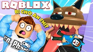 Roblox | LEAD NAMLKUN GO BUY a PET DOG MEAT-EATING DATA-Escape the Pet Store | Kia Breaking