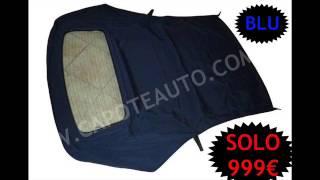 Capota capote cappotta capotta Audi A4 cabrio cabriolet NO usata
