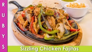 fajitas recipe