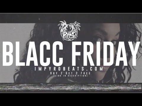 """[FREE] NIPSEY HUSSLE TYPE BEAT 2018 – """"Blacc Friday"""" (Prod.By @pyrobeats)"""