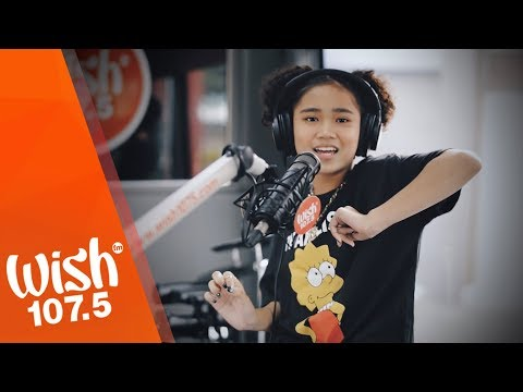 """Alex Bruce performs """"Pull It Off"""" LIVE on Wish 107.5 Bus"""