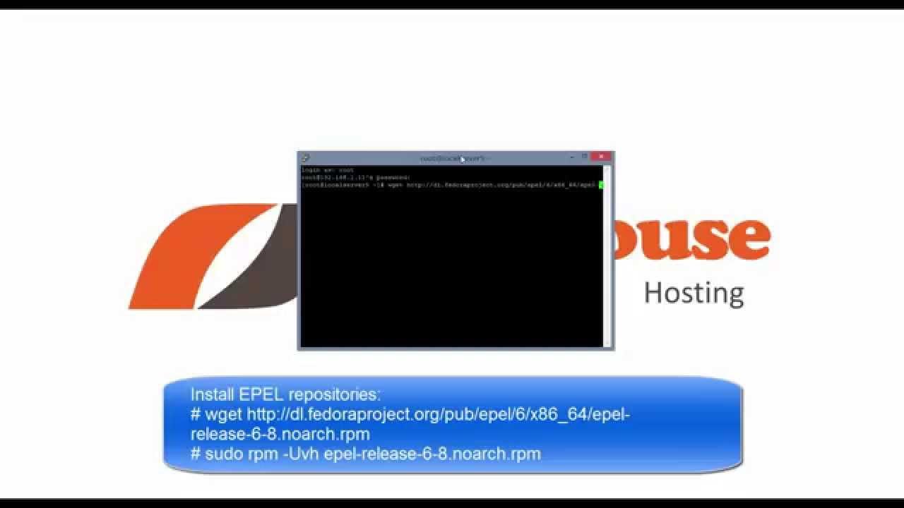 Install free Ajenti on CentOS/RHEL 6 x & Debian 6 & ubuntu