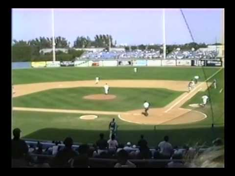 Yankees vs Mets - Spring Training Ft.Lauderdale - March 1993
