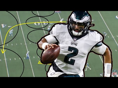 Film Study: GET HIM HELP: The pros and cons of Jalen Hurts for the Philadelphia Eagles