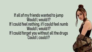 Download Maggie Lindemann - Would I (Lyrics | Lyric Video) Mp3