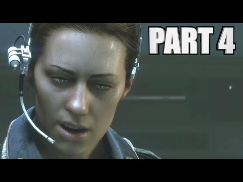 Alien: Isolation Walkthrough Part 4 - Synthetic Malfunction - Gameplay Review Let's Play Xbox One