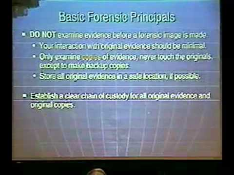 DEFCON 13: Forensic Data Acquisition Tools