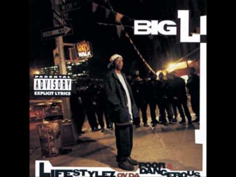 Big L-All Black (With Lyrics)