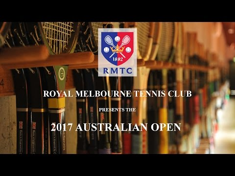 2017 Australian Open Men's Singles Semi Final Cam Riviere (USA) vs Ben Taylor-Matthews (UK)