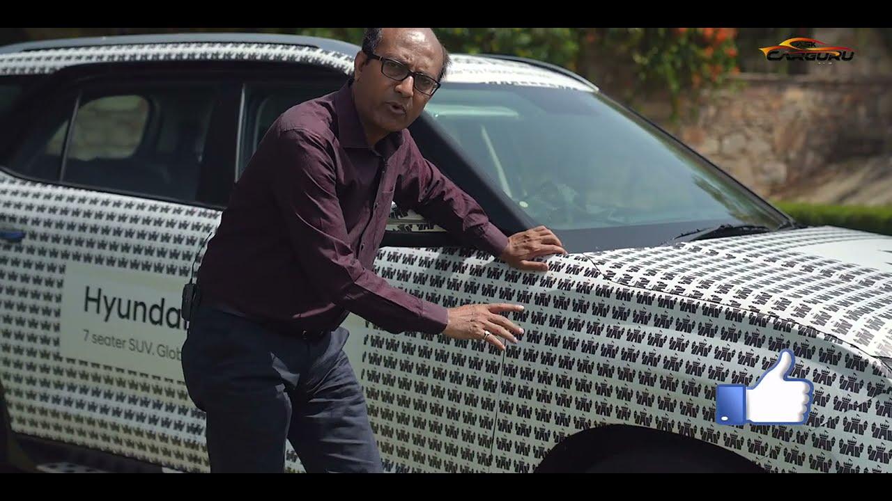 Hyundai ALCAZAR Preview 🔥 कुछ तो छिपाया है 🔥 Drive 🔥 Ask CARGURU