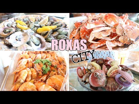 ROXAS CITY, Seafood Capital of the Philippines 2018 | #ketravel | kriserika
