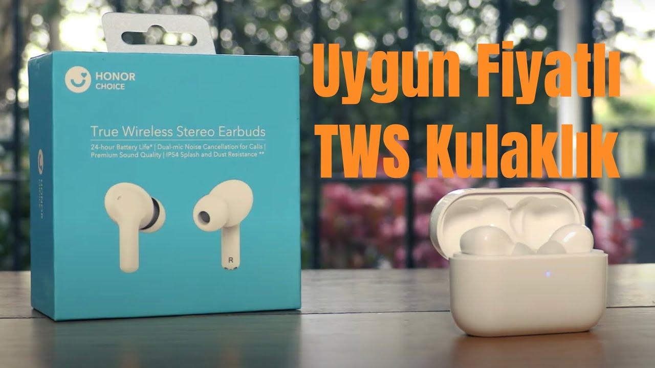 Honor Choice Moecen True Wireless Earbuds Bluetooth Kulaklık inceleme