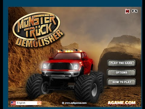 Monster Truck Demolisher 19, 20 from YouTube · Duration:  3 minutes 24 seconds