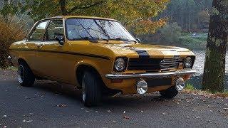 Opel Ascona Restoration Project