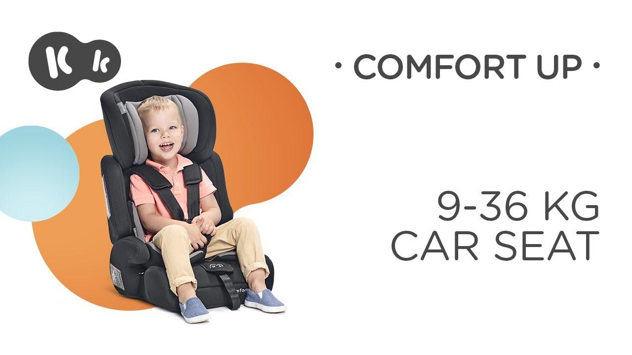 Baby Car Seat 9-36 kg Kinderkraft COMFORT