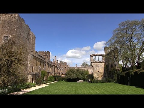 Sudeley Castle In The Cotswolds.