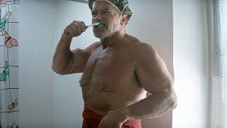 Arnold Schwarzenegger-Terminator Is Back!!!