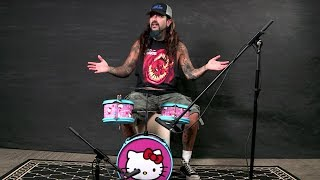 Mike Portnoy: 'Name That Tune' on Hello Kitty Drum Kit thumbnail