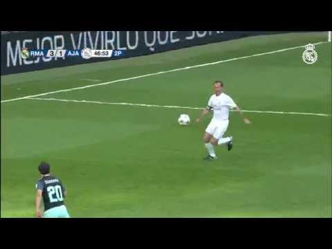 Corazón Classic Match 2016: Real Madrid Legends 3-1 Ajax Legends