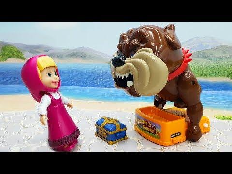 Мультики для детей с игрушками - Зазеркалье! Самые лучшие игрушечные видео от истории игрушек