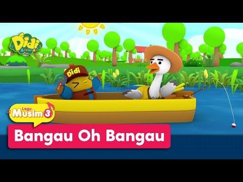 Didi & Friends | Lagu Baru Musim 3 | Bangau Oh Bangau