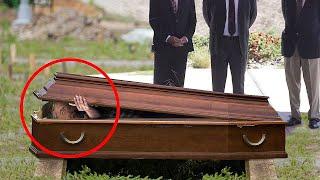 10 Случаев, Когда Люди Очнулись во Время Собственных Похорон