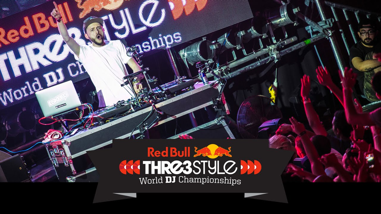 ESKEI83 - RED BULL 3STYLE WORLD FINALS 2014 - BAKU (WINNING SET)