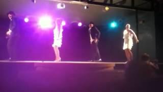 Bouganvilla club dance 2013
