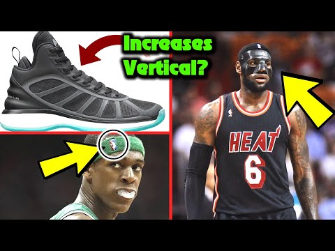 8 Forbidden Items That Are BANNED In The NBA!