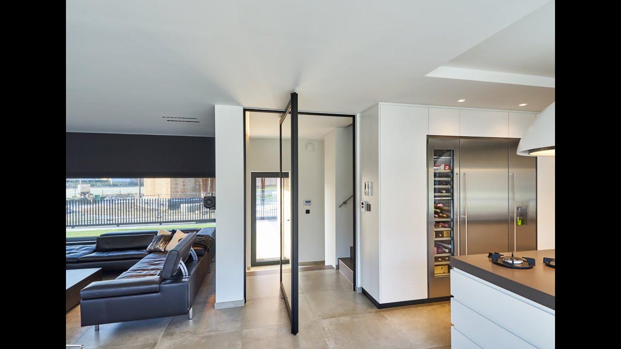 Glass Pivoting Door Installation Video