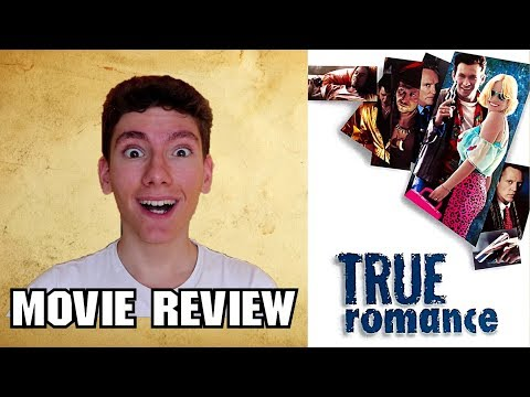 True Romance (1993) [Crime Romance Movie Review]