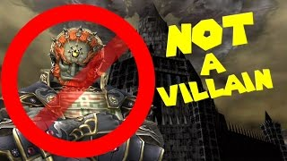 Ganon is NOT A VILLAIN!