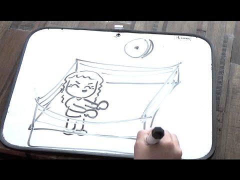 Draw my life La Bala