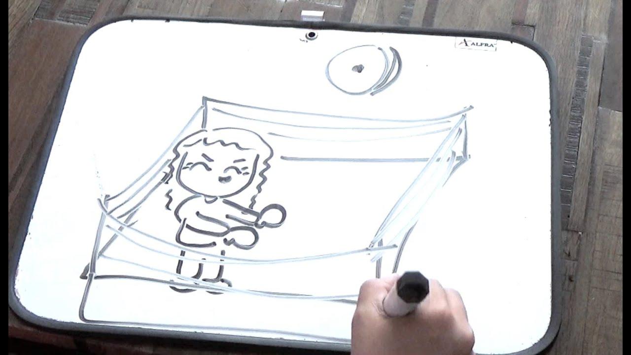 Draw my life La Bala  YouTube