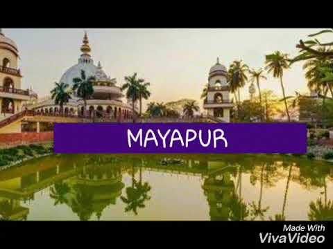 TOUR OF MAYAPUR