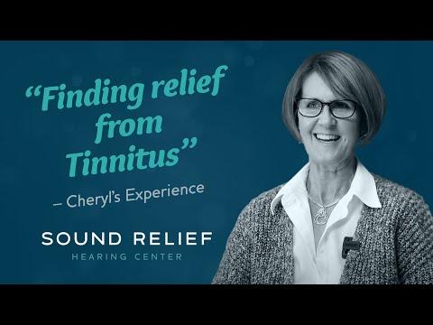 Cheryl's Tinnitus Experience