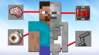 CUM SA DEVII UN ROBOT IN MINECRAFT (Mod Showcase)