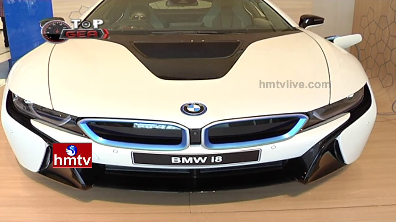 BMW I8 Car Review, Specifications U0026 Price In India | BMW Models In  Hyderabad | HMTV Top Gear   YouTube