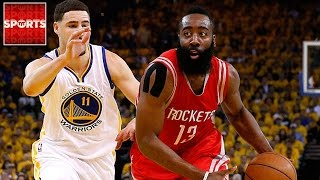 "Jason Terry Rips Klay Thompson, Believes There Is ""No Comparison"" to James Harden"