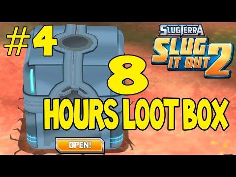 SLUGTERRA SLUG IT OUT 2 |  OPENING A BIG LOOT BOX + Rammstone join the gang (Ep #4 iOS Gameplay)