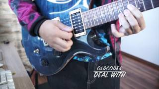 OLDCODEX - DEAL WITH -  Guitar Cover J・u・N