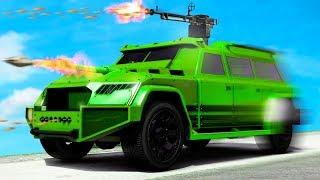 NEW $2.000.000 INDESTRUCTIBLE BATTLE TRUCK! (GTA 5 DLC)