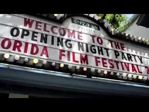 Florida Film Festival, getting ready