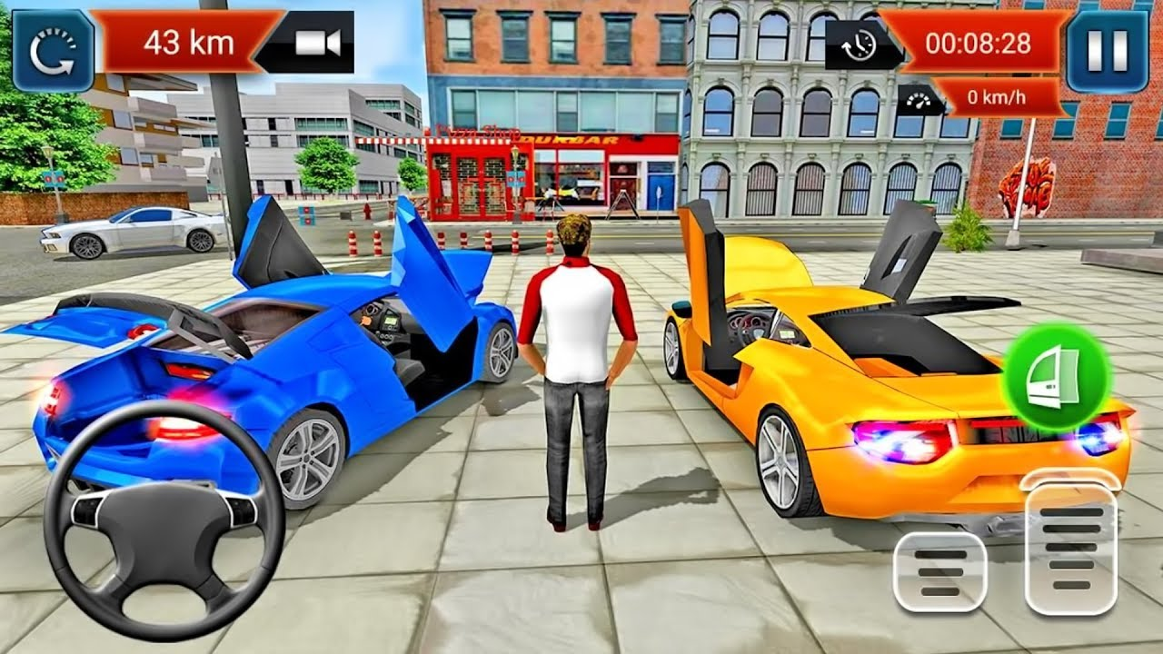 Car Racing Games 2019 Free Driving Simulator - Best Android GamePlay